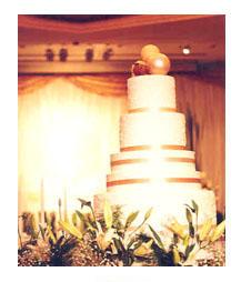 Cake แต่งงาน